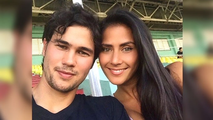 Phil Younghusband 'deliriously happy' with non-showbiz GF