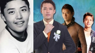 Mark Anthony Fernandez, from Gwapings member to primetime star