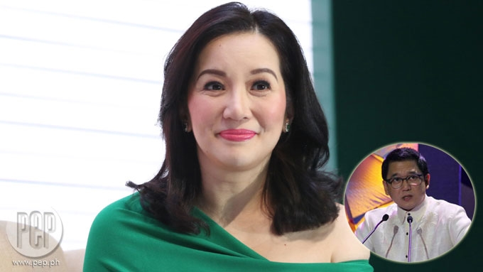 Kris Aquino on Mayor Herbert: 'Nasa friendzone na kami.'