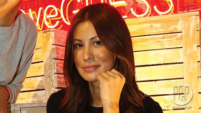 Tricia Centenera admits missing Gab Valenciano