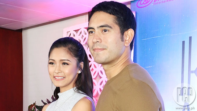 Kim Chiu admits hesitation in working with Gerald Anderson