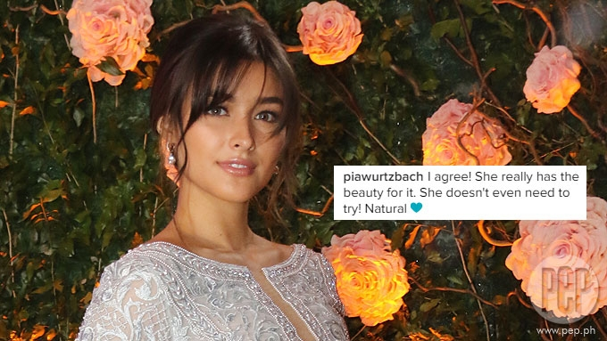 Pia Wurtzbach: Liza Soberano has the beauty for Miss U