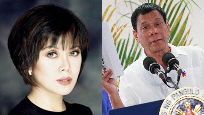 Cynthia Patag hits President Rodrigo Duterte anew