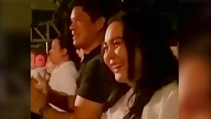 Claudine Barretto posts video dancing with Raymart Santiago