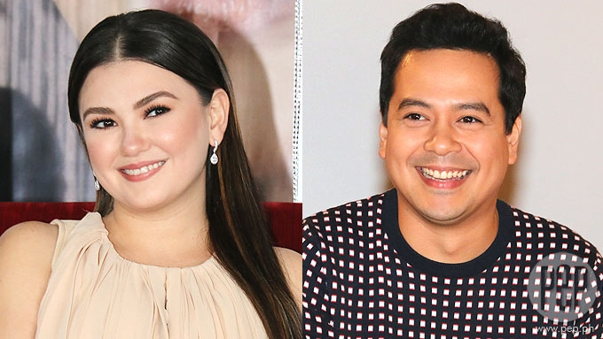 Angelica opens up about being friends with John Lloyd