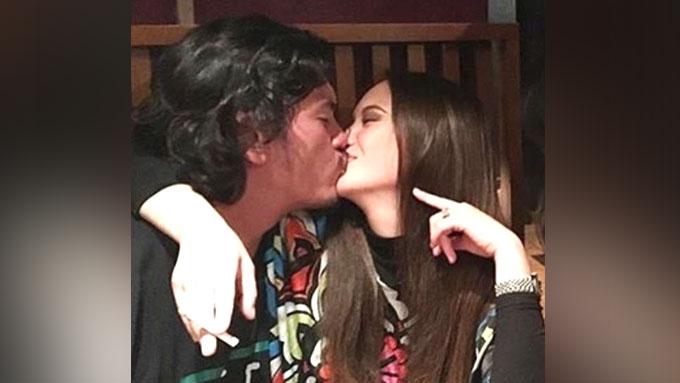 Baste Duterte-Ellen Adarna kissing photo leaked on IG
