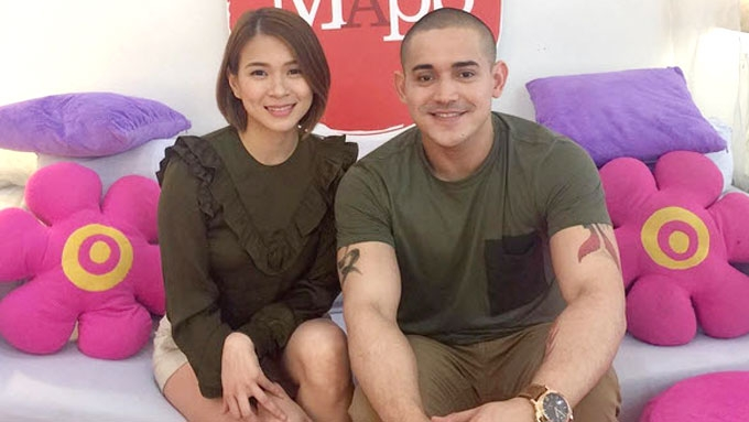 Paolo Contis admits LJ Reyes is wife material