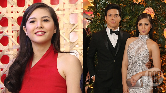 Is Janella open for a possible romance with Elmo?