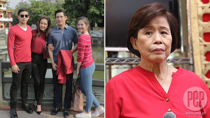 Mother Lily: Indie movies are not for the Christmas season