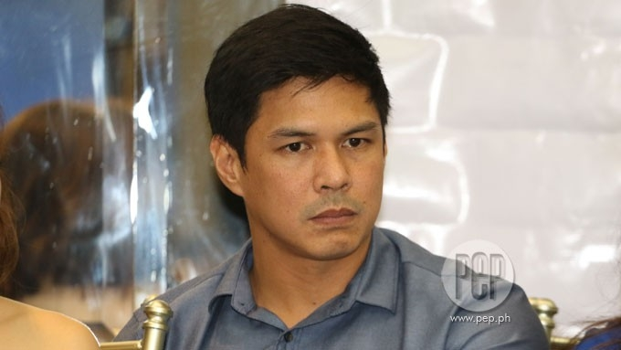 Raymart frustrated by Claudine's latest allegations