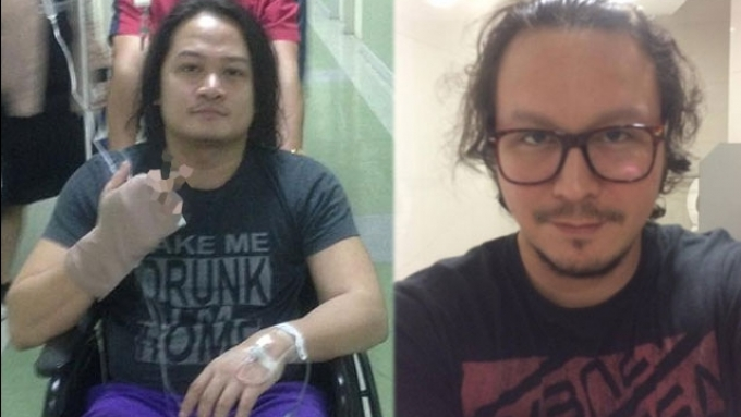 Baron Geisler earns ire of Ping Medina
