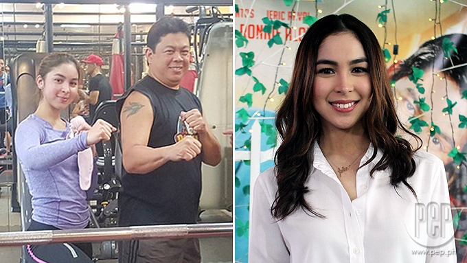 Julia Barretto has better relationship now with her dad