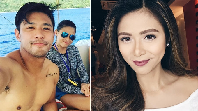Is Arianne Bautista the new girlfriend of Rocco Nacino?