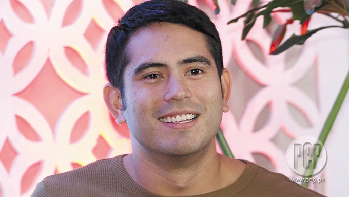 Gerald not rushing to be in a relationship with Bea