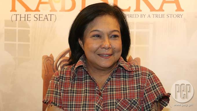 Nora Aunor speaks up about being replaced in <em>Oro</em>