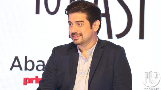 Ian Veneracion gives Bea Alonzo love advice
