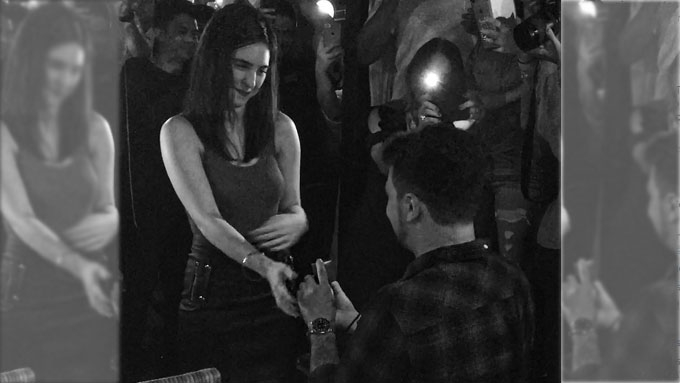 Billy Crawford and Coleen Garcia are now engaged