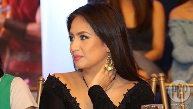 Regine Tolentino-Lander Vera Perez annulment in final stages