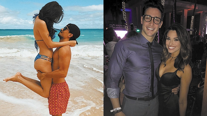 Pia, Dr. Mike post New Year pics with their special someone