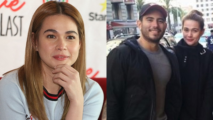 Bea Alonzo on Gerald Anderson: