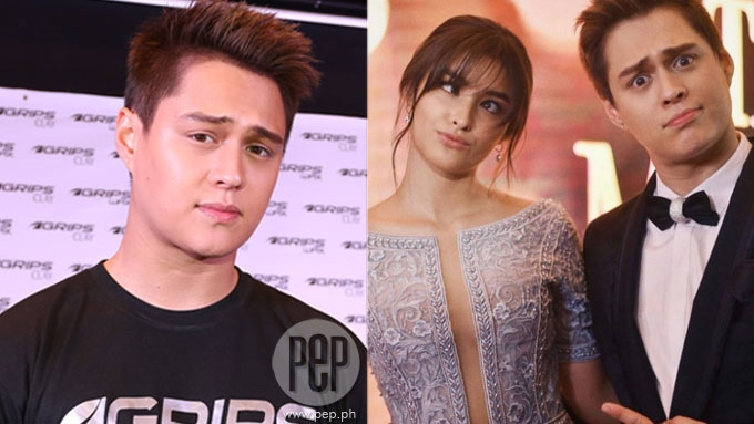 Enrique sees no need to put label on relationship with Liza