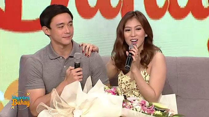 Alex Gonzaga and BF Mikee Morada reveal their love story