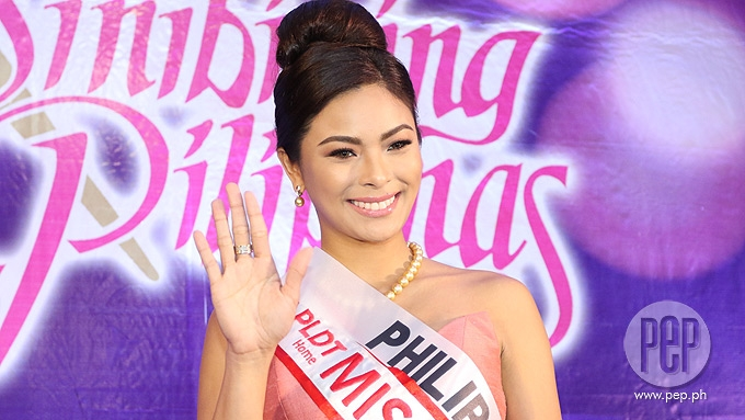 Maxine Medina considers using interpreter in Miss Universe