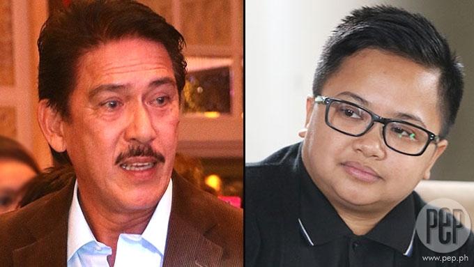 Aiza Seguerra and Tito Sotto clash over condom distribution