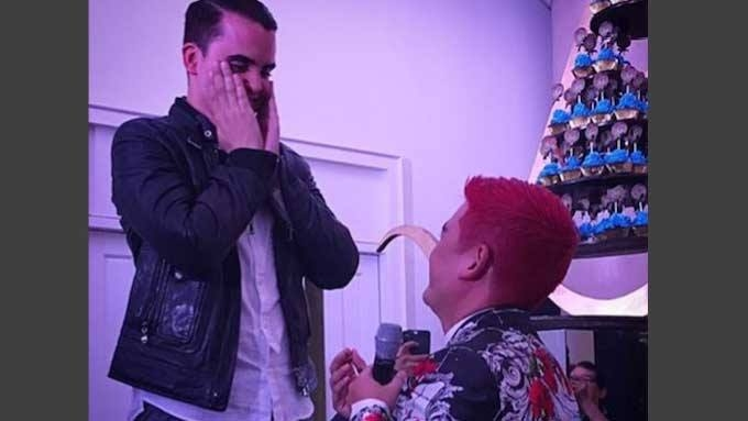 Tim Yap now engaged to boyfriend Javi Martinez Pardo