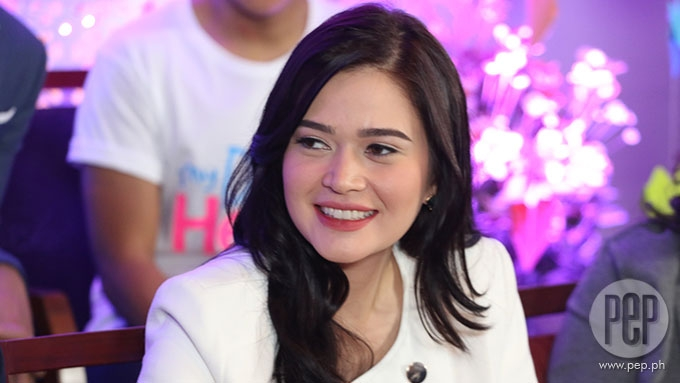 Bela Padilla reveals breakup with Neil Arce