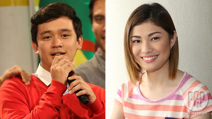Thea Tolentino denies rift with Mikoy Morales