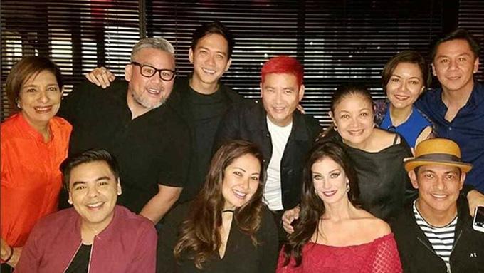 Dayanara reunites with Filipino