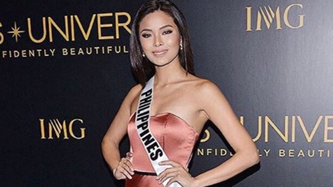 Maxine Medina congratulated for her