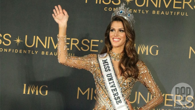 Iris Mittenaere gives France its second Miss Universe crown