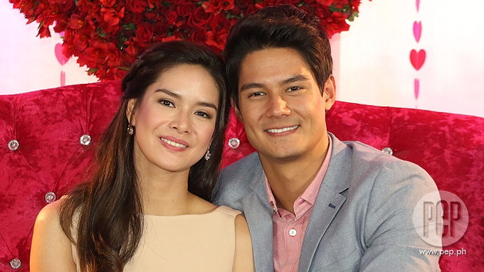 Daniel Matsunaga and Erich Gonzales break up?