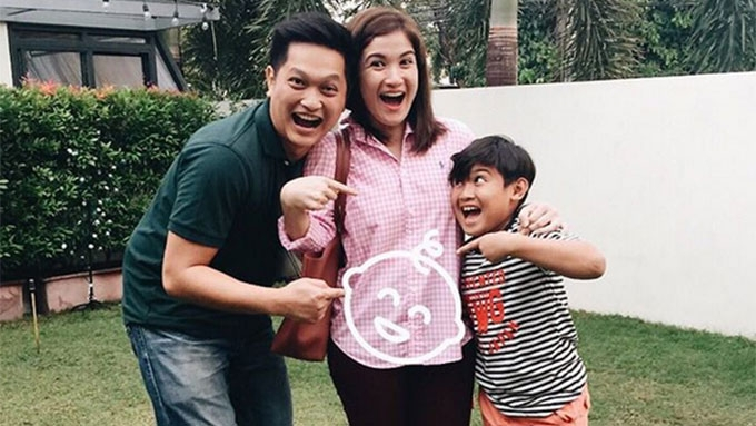Camille Prats pregnant with first child with hubby VJ Yambao