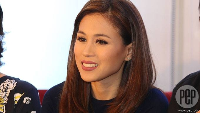 toni gonzaga hair style toni gonzaga shows that working and breast feeding can go 8283