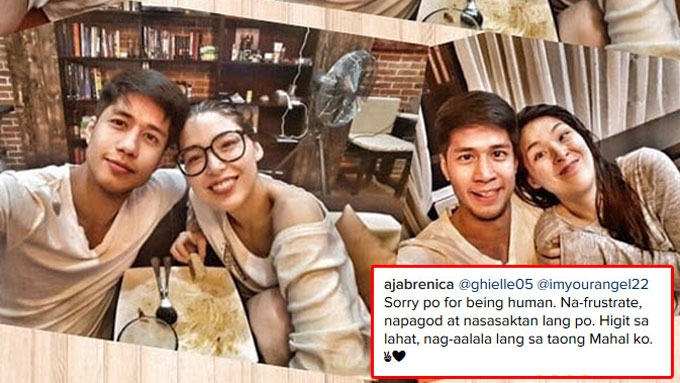 Aljur Abrenica apologizes for coming off as
