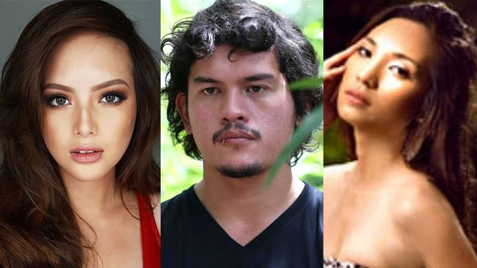 Ellen Adarna and Baste's GF taking swipes at each other?