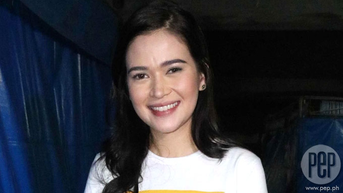 Bela Padilla nips talk about her and Zanjoe Marudo