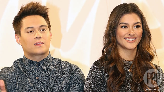 Liza Soberano on Enrique Gil: