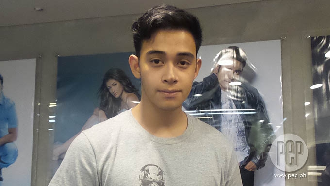 Diego Loyzaga rants about dad Cesar Montano