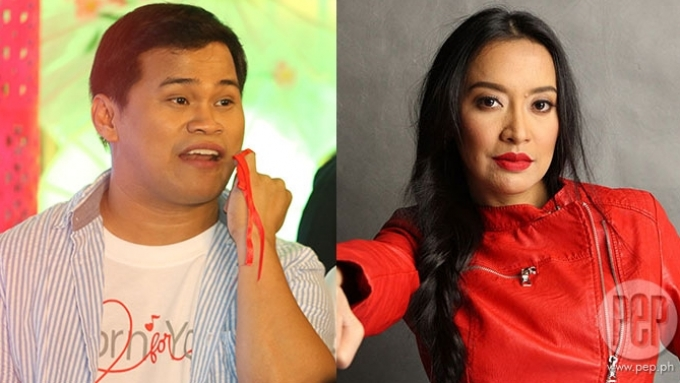 Ogie Diaz slams Mocha Uson on charges in her video blog