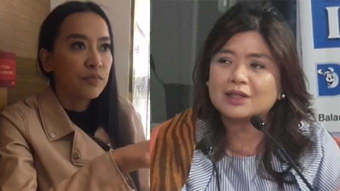 MTRCB head Rachel Arenas refutes Mocha Uson's claim