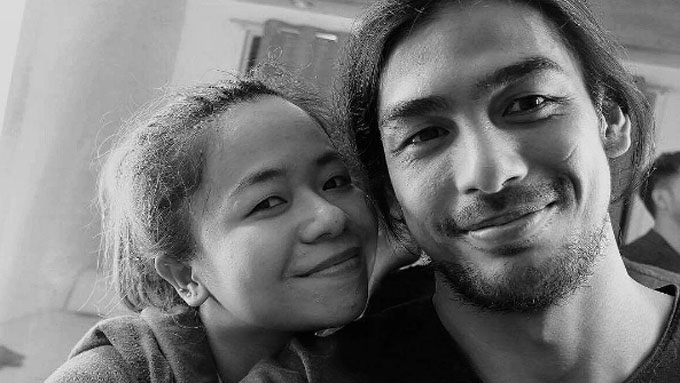 Is Kiray Celis dating model-actor Kirst Viray?