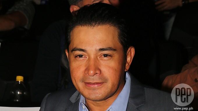 Cesar Montano mum on son Diego Loyzaga's rant