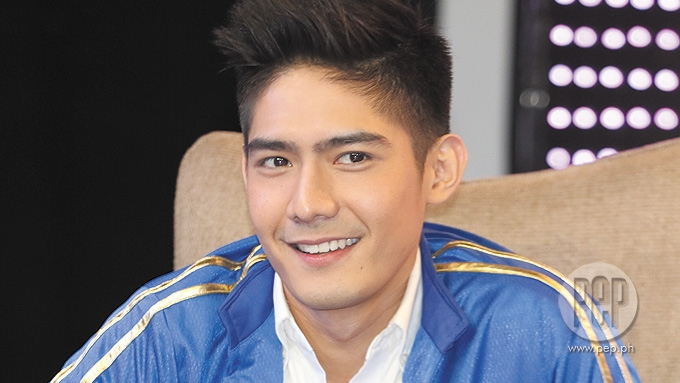 Robi on split with Gretchen: