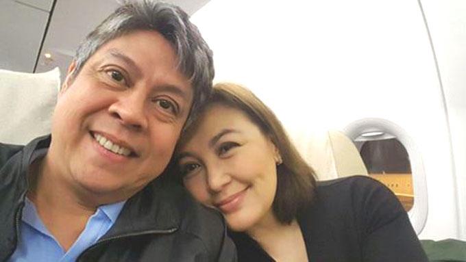 Sharon Cuneta defends Sen. Kiko Pangilinan from critics