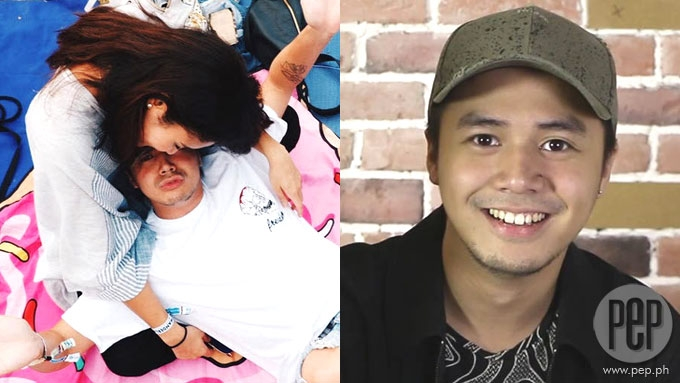 Sam Concepcion speaks up about relationship with Kiana