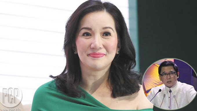 Kris Aquino details rendezvous with Mayor Herbert in Italy